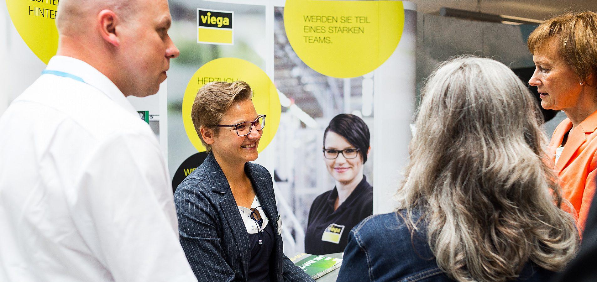 Jobmesse comeback 2018 Copyright: LEG Thüringen/Thomas Abé