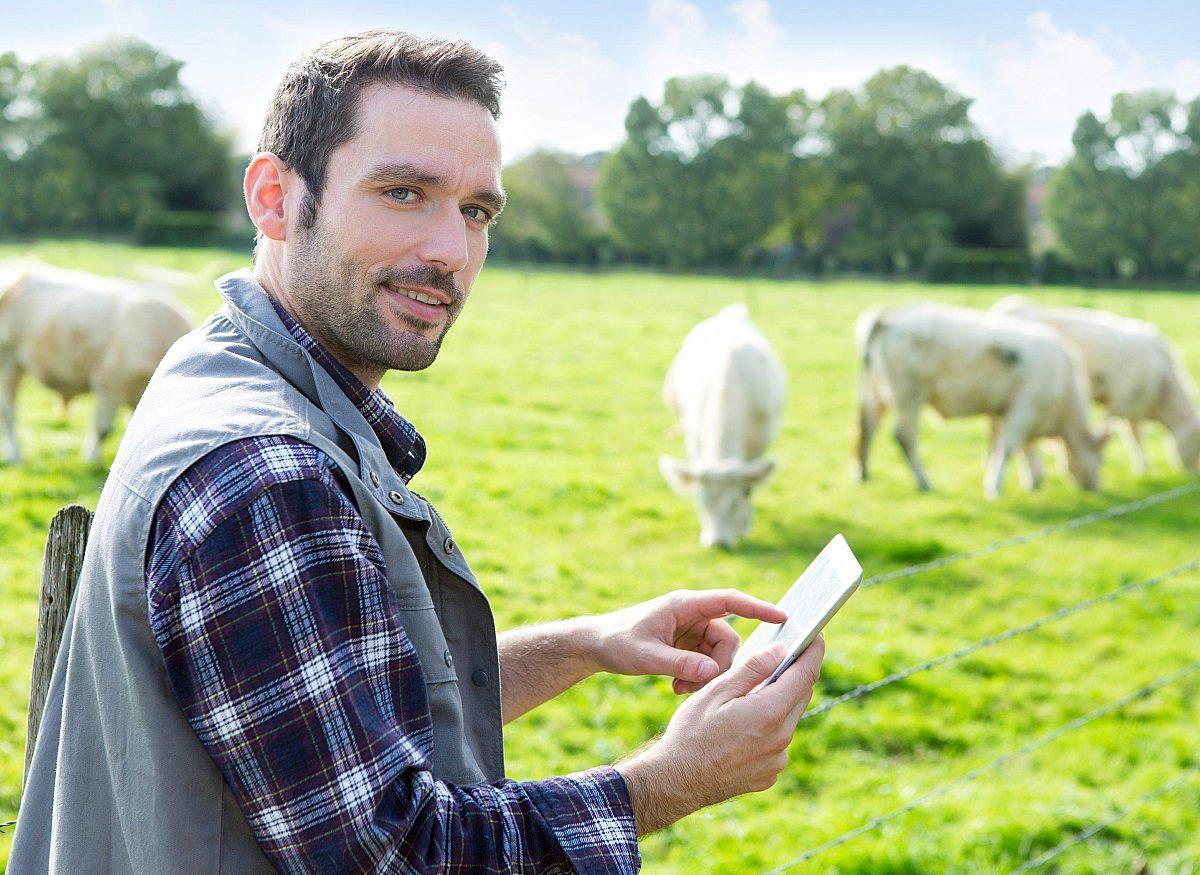 Landwirtschaft Copyright: Fotolia/Production Perig