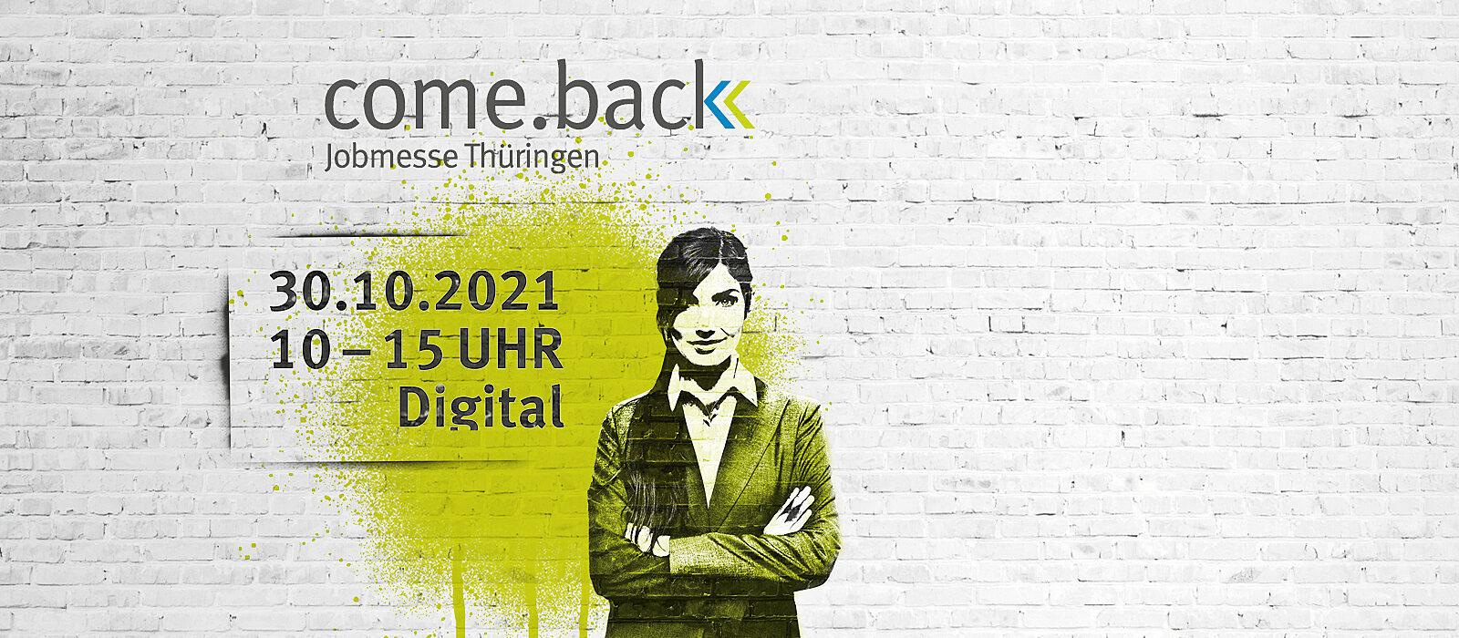 Anmeldeseite comeback Copyright: © LEG Thüringen/ThAFF