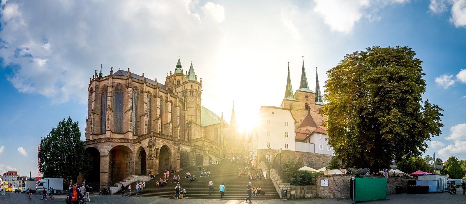 Erfurt Dom Copyright: Fotolia/Pure Life Pictures