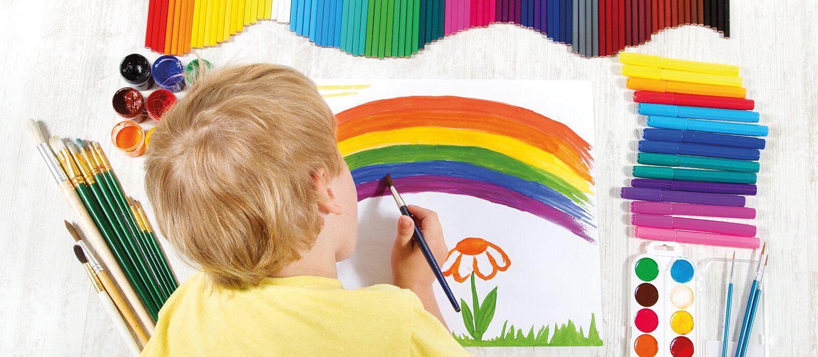 Kinderbeutreuung Copyright: Fotolia / Inarik