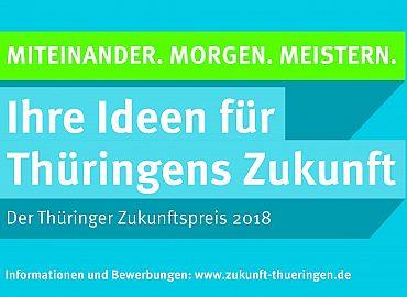 Thüringer Zukunftspreis 2018