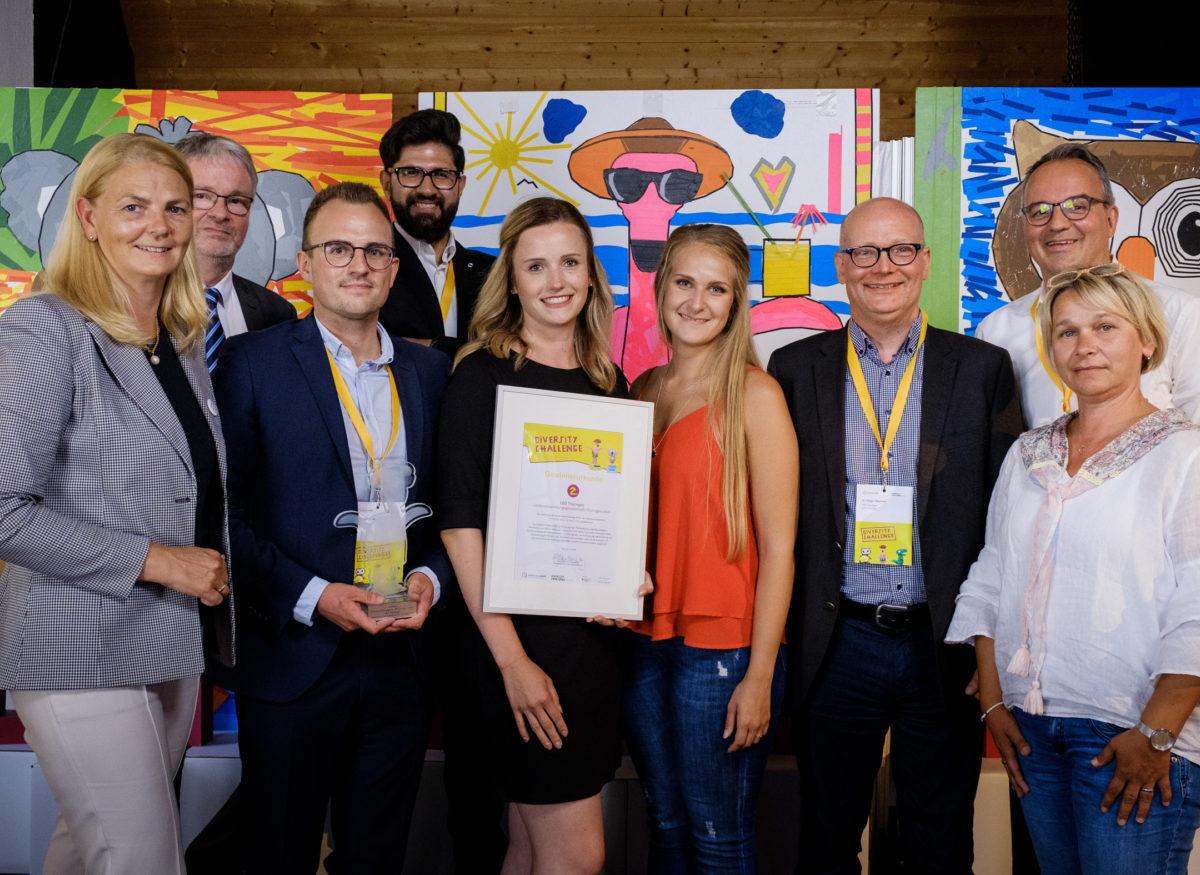 LEG Thueringen Gewinnerfoto Diversity-Challenge Copyright: LEG Thüringen