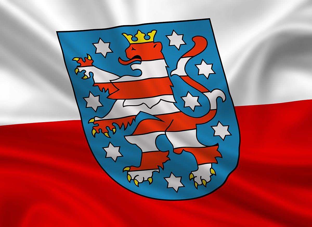 Thüringen_Flagge Copyright: Fotolia/Aldorado