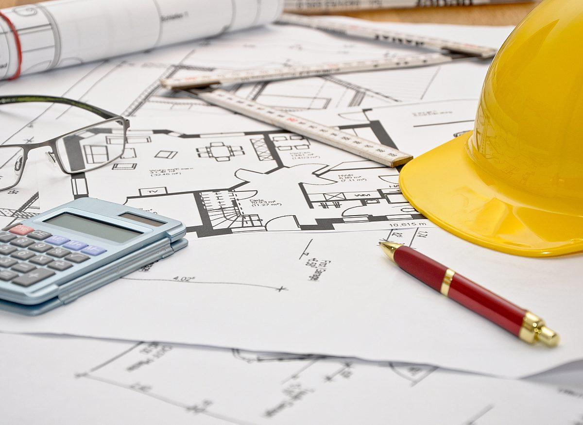 Architektur Ingenieur Copyright: Fotolia/Marco2811